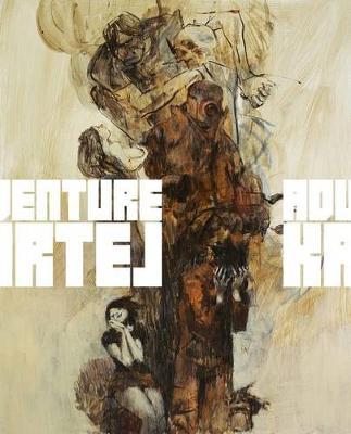 Adventure Kartel by Ashley Wood