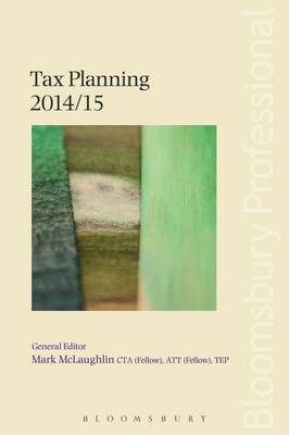 Tax Planning: 2014/15 by Mark McLaughlin