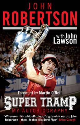 John Robertson: Super Tramp book