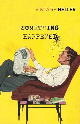 Something Happened book