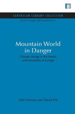Mountain World in Danger by Sten Nilsson