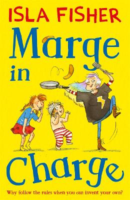 Marge in Charge book
