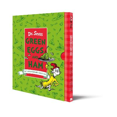 Green Eggs and Ham Slipcase Edition by Dr. Seuss