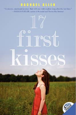 17 First Kisses book