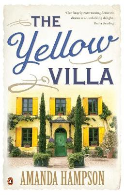 The Yellow Villa by Amanda Hampson