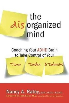 Disorganized Mind book