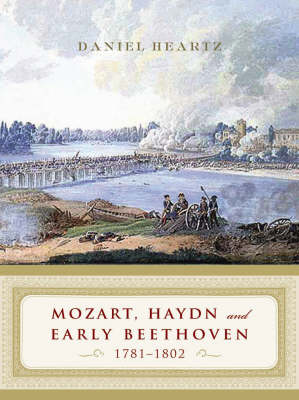 Mozart, Haydn and Early Beethoven book