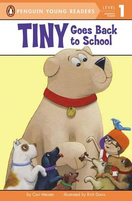 Tiny Goes Back to School book