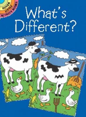 Whats Different by Fran Newman-D' Amico