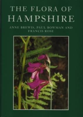 The Flora of Hampshire by Lady Anne Brewis