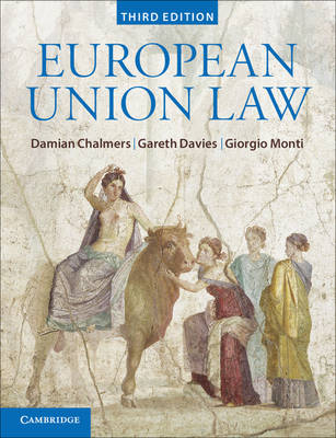 European Union Law by Giorgio Monti