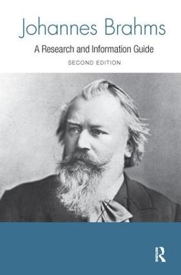 Johannes Brahms by Heather Platt