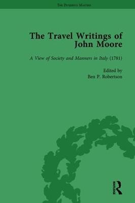 The Travel Writings of John Moore Vol 2 book