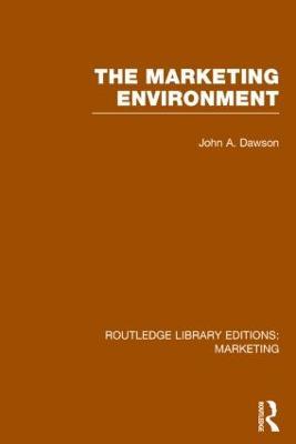 Marketing Environment book