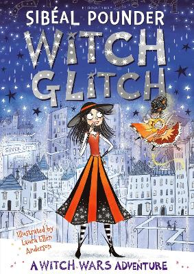 Witch Glitch by Sibeal Pounder