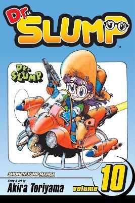 Dr. Slump, Vol. 10 by Akira Toriyama
