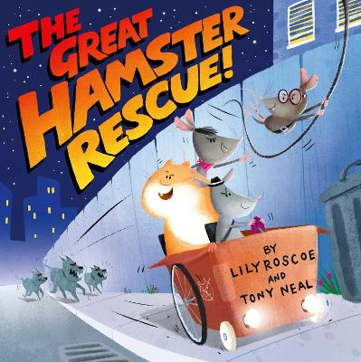 The Great Hamster Rescue book