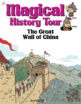 Magical History Tour #2: The Great Wall of China book