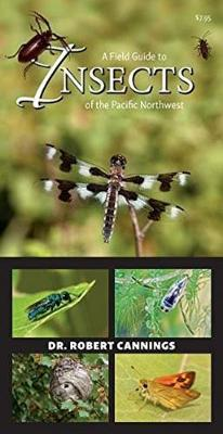 A Field Guide to Insects of the Pacific Northwest by Dr Robert Cannings