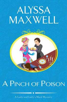 Pinch Of Poison, A book