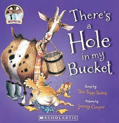 There's a Hole in My Bucket + CD by Topp Twins