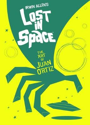 Lost in Space: The Art of Juan Ortiz book