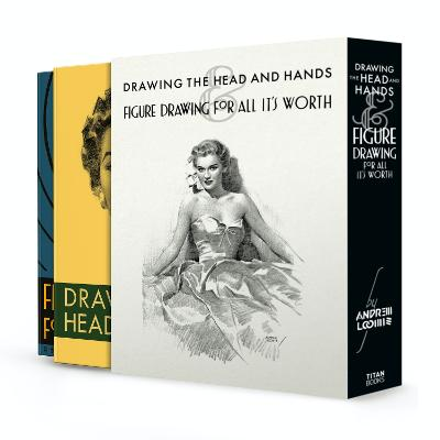 Drawing the Head and Hands & Figure Drawing (Box Set) book