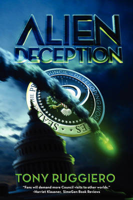 Alien Deception book