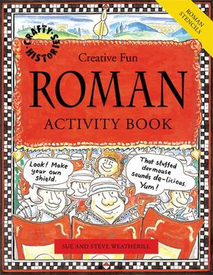 Roman Activity Book by Sue Weatherill