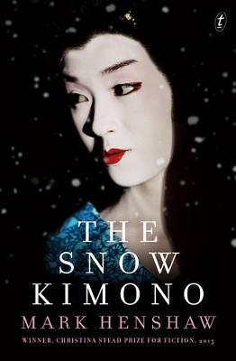 Snow Kimono book