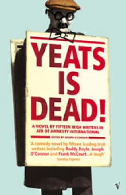 Yeats is Dead! book