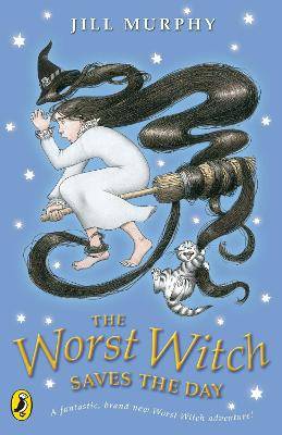 The The Worst Witch Saves the Day by Jill Murphy