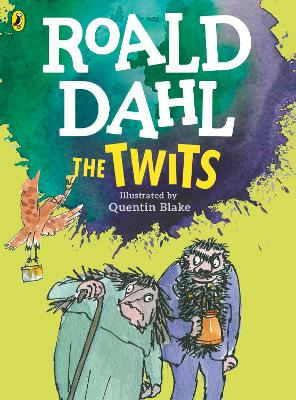 The Twits (Colour Edition) by Roald Dahl