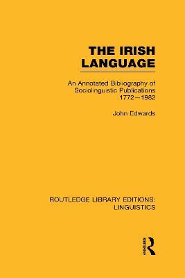 Irish Language book