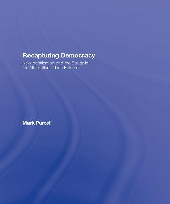Recapturing Democracy book