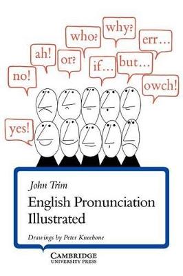 English Pronunciation Illustrated Audio CDs (2) by John Trim