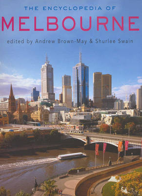 Encyclopedia of Melbourne book