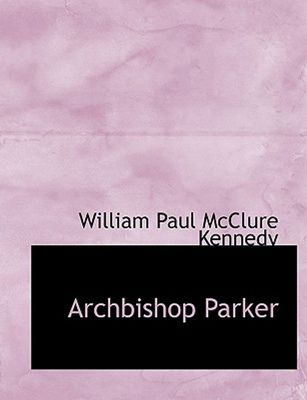 Archbishop Parker book