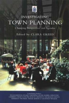 Investigating Town Planning by Clara Greed