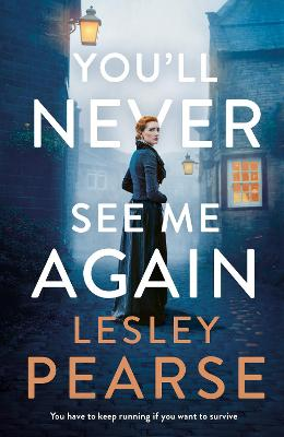 You'll Never See Me Again book