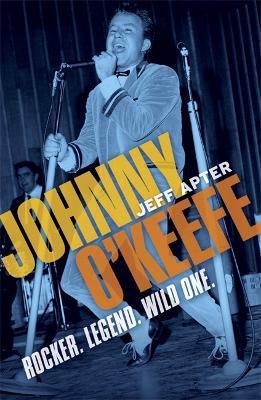 Johnny O'Keefe book