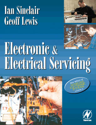 Servicing Electronic Systems  v. 1 by Ian Robertson Sinclair