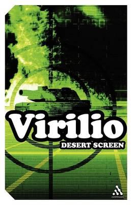 Desert Screen by Paul Virilio