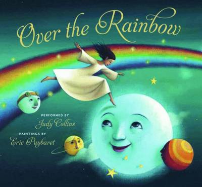 Over The Rainbow HB with CD by E,Y Harburg