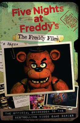 Freddy Files book