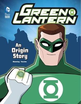 Green Lantern book