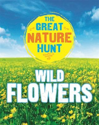 Great Nature Hunt: Wild Flowers by Jen Green