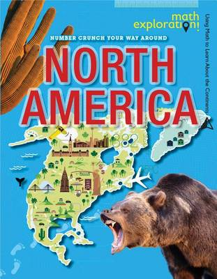 Number Crunch Your Way Around North America by Joanne Randolph