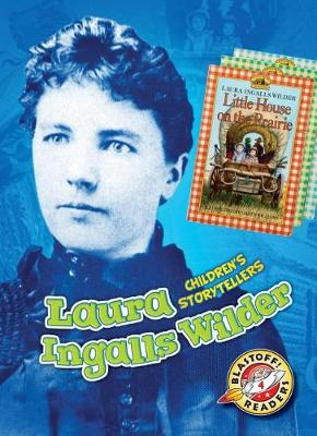 Laura Ingalls Wilder by Christina Leaf