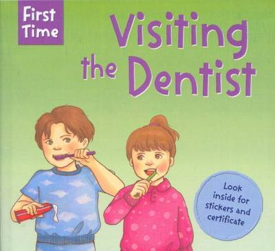 First Time Visiting The Dentist by Robert Robinson